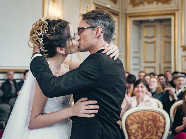 Le mariage de Franz et Natalie à Strasbourg, Bas Rhin 26