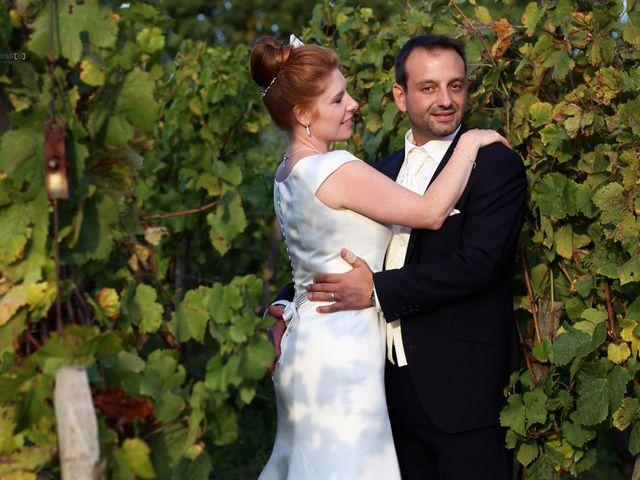 Le mariage de David et Marie-France à Thann, Haut Rhin 1