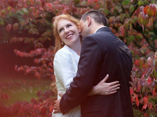 Le mariage de David et Marie-France à Thann, Haut Rhin 8