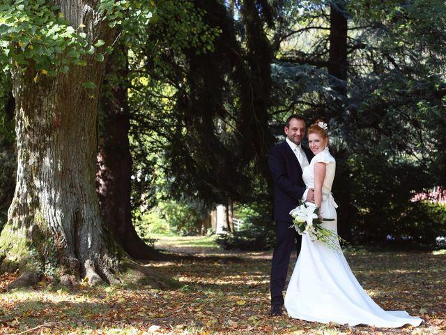 Le mariage de David et Marie-France à Thann, Haut Rhin 11