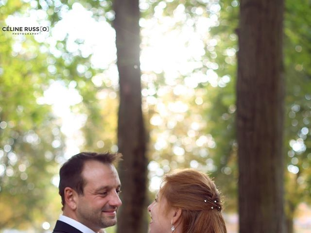Le mariage de David et Marie-France à Thann, Haut Rhin 12