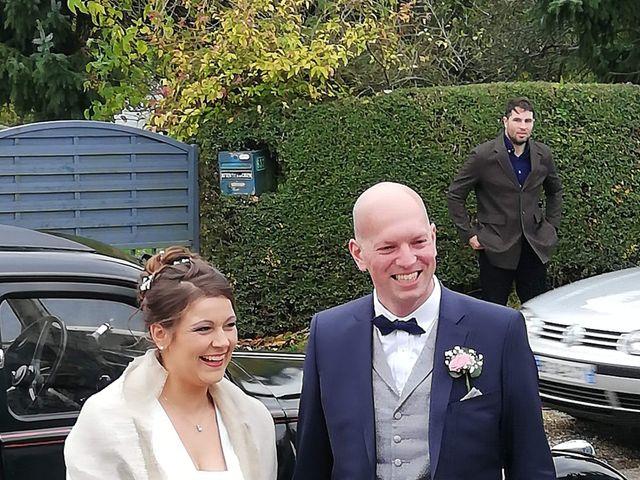 Le mariage de David et Séverine à Smermesnil, Seine-Maritime 4