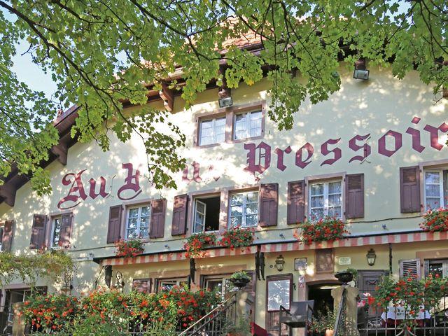 Le mariage de David et Marie-France à Thann, Haut Rhin 13