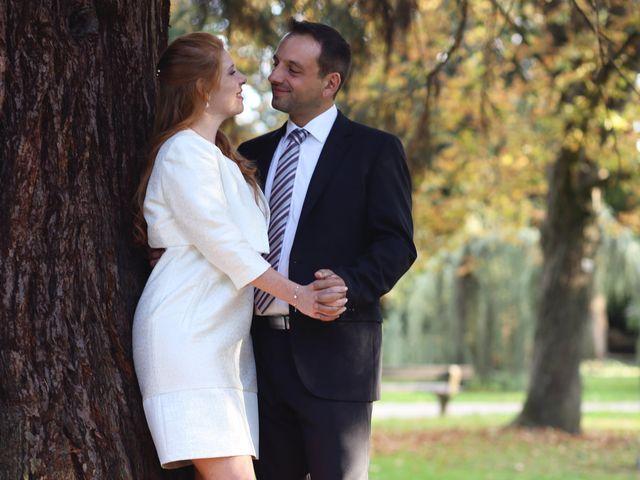 Le mariage de David et Marie-France à Thann, Haut Rhin 21