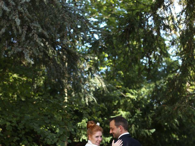Le mariage de David et Marie-France à Thann, Haut Rhin 25