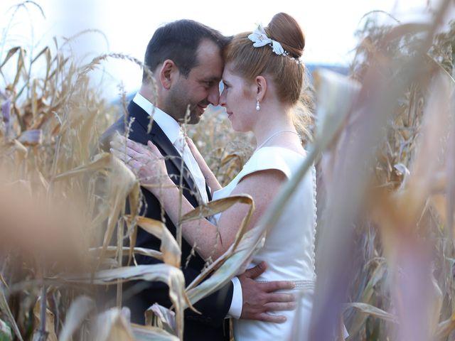 Le mariage de David et Marie-France à Thann, Haut Rhin 27