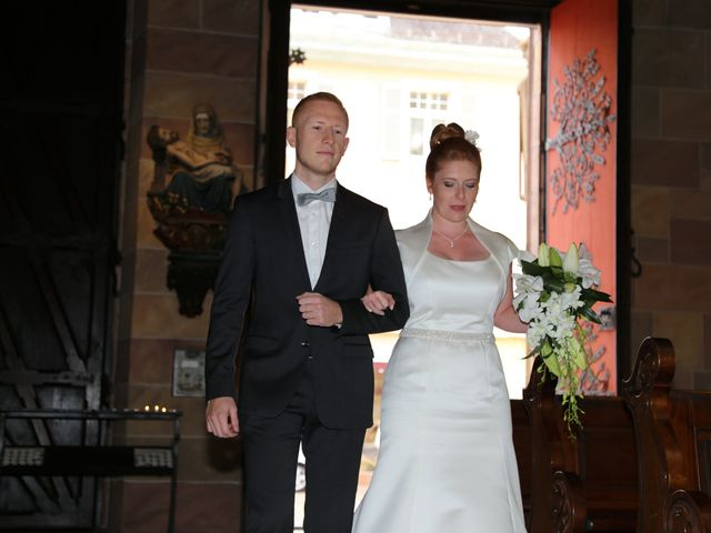 Le mariage de David et Marie-France à Thann, Haut Rhin 33