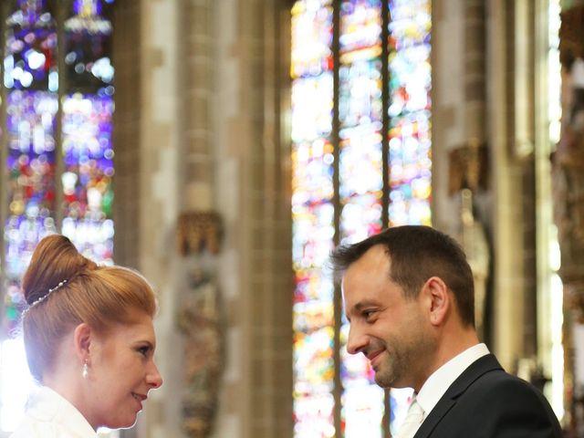 Le mariage de David et Marie-France à Thann, Haut Rhin 34