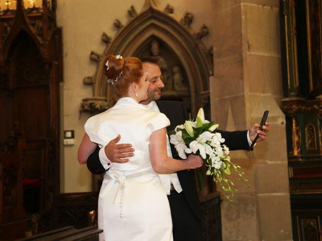 Le mariage de David et Marie-France à Thann, Haut Rhin 35