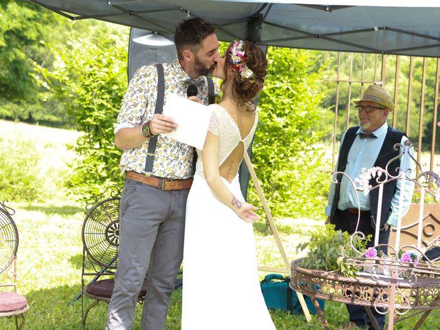 Le mariage de Tony et Elodie à Saint-Martin-Terressus, Haute-Vienne 14