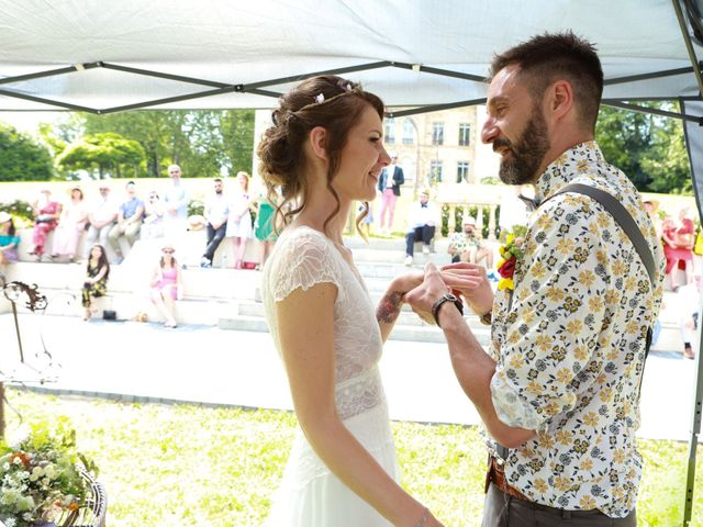 Le mariage de Tony et Elodie à Saint-Martin-Terressus, Haute-Vienne 15