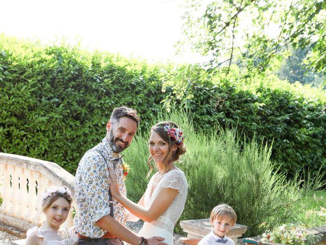 Le mariage de Tony et Elodie à Saint-Martin-Terressus, Haute-Vienne 18