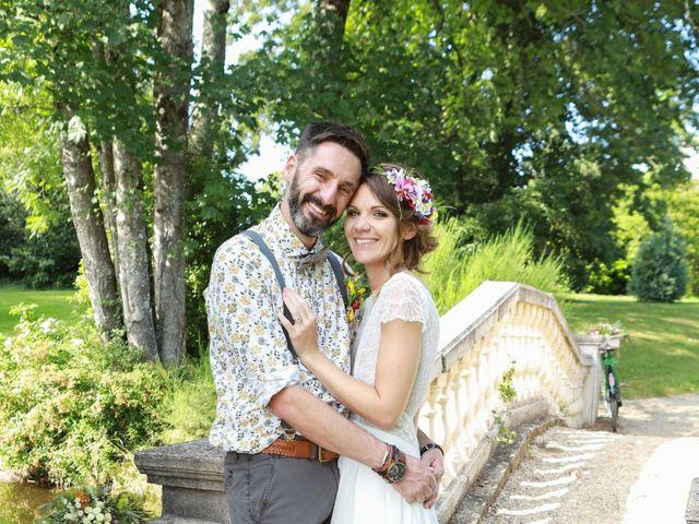 Le mariage de Tony et Elodie à Saint-Martin-Terressus, Haute-Vienne 19
