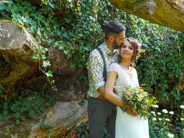 Le mariage de Tony et Elodie à Saint-Martin-Terressus, Haute-Vienne 21
