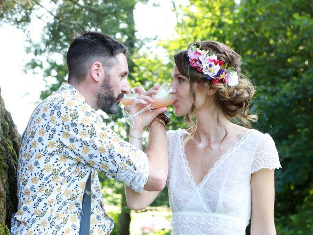 Le mariage de Tony et Elodie à Saint-Martin-Terressus, Haute-Vienne 23