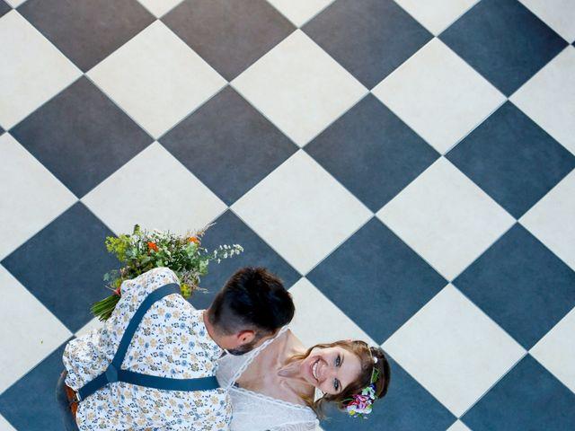 Le mariage de Tony et Elodie à Saint-Martin-Terressus, Haute-Vienne 24