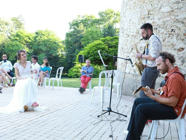 Le mariage de Tony et Elodie à Saint-Martin-Terressus, Haute-Vienne 25