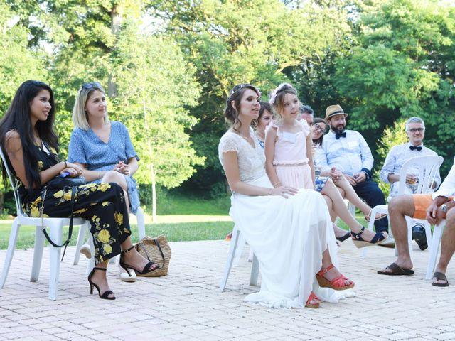 Le mariage de Tony et Elodie à Saint-Martin-Terressus, Haute-Vienne 26