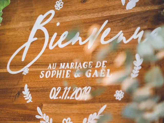 Le mariage de Gaël et Sophie à Allex, Drôme 9