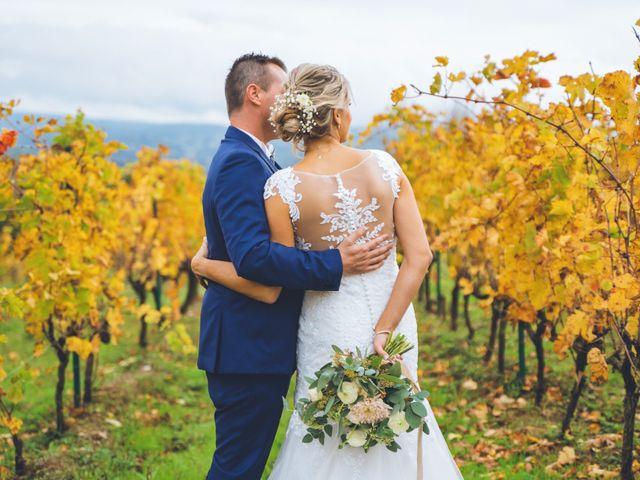 Le mariage de Gaël et Sophie à Allex, Drôme 18