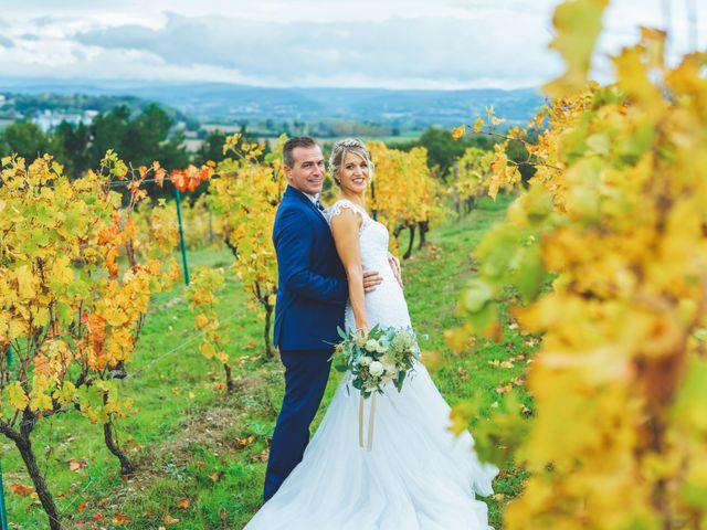 Le mariage de Sophie et Gaël