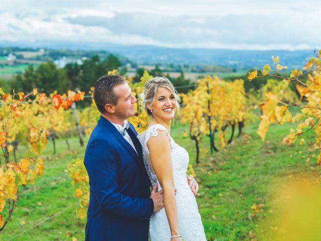 Le mariage de Gaël et Sophie à Allex, Drôme 19