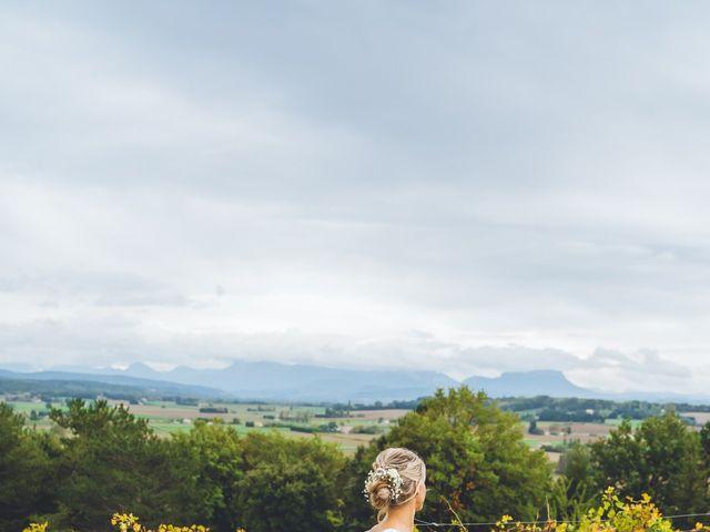 Le mariage de Gaël et Sophie à Allex, Drôme 38