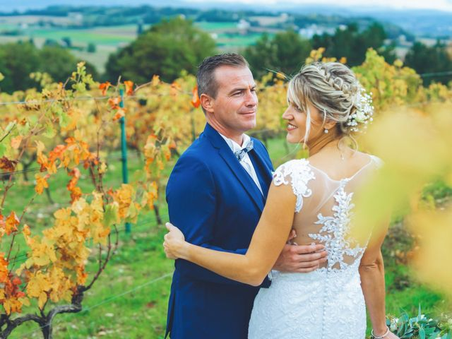 Le mariage de Gaël et Sophie à Allex, Drôme 41