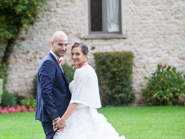 Le mariage de Benoit et Audrey à Villers en Arthies, Val-d'Oise 1