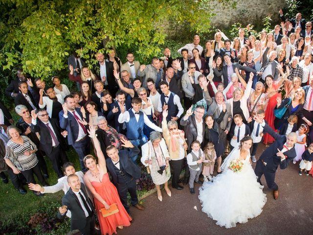 Le mariage de Benoit et Audrey à Villers en Arthies, Val-d'Oise 13