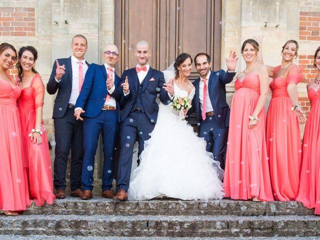 Le mariage de Benoit et Audrey à Villers en Arthies, Val-d'Oise 15