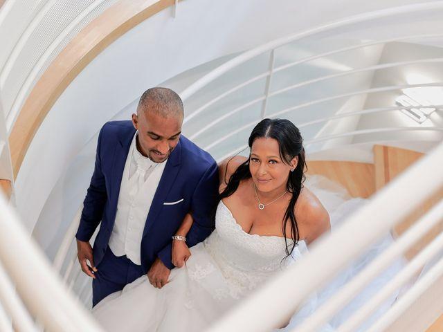 Le mariage de Eddy et Fabienne à Chambly, Oise 17