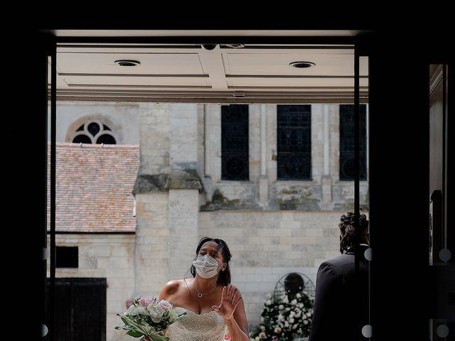 Le mariage de Eddy et Fabienne à Chambly, Oise 22
