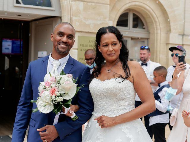Le mariage de Eddy et Fabienne à Chambly, Oise 35