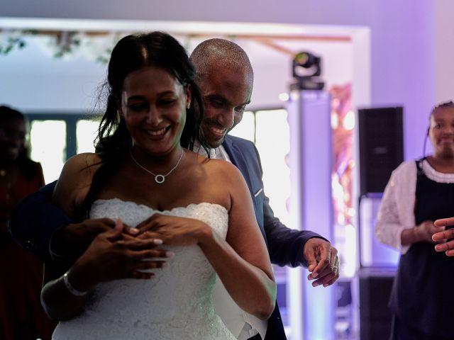 Le mariage de Eddy et Fabienne à Chambly, Oise 92