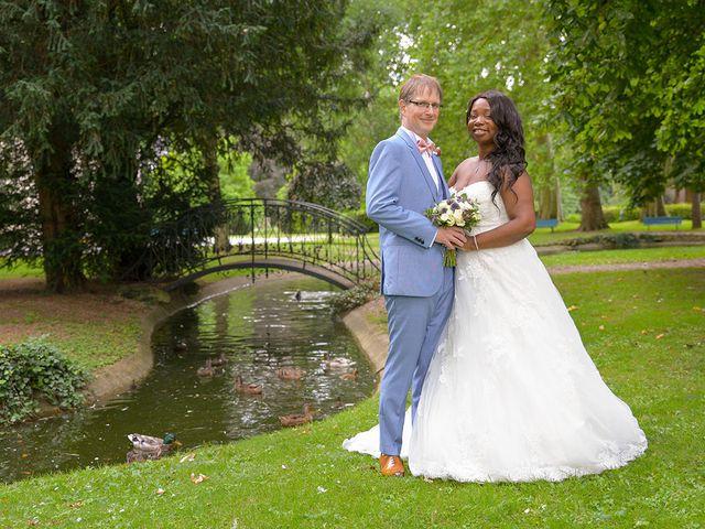 Le mariage de Marcelline et Didier