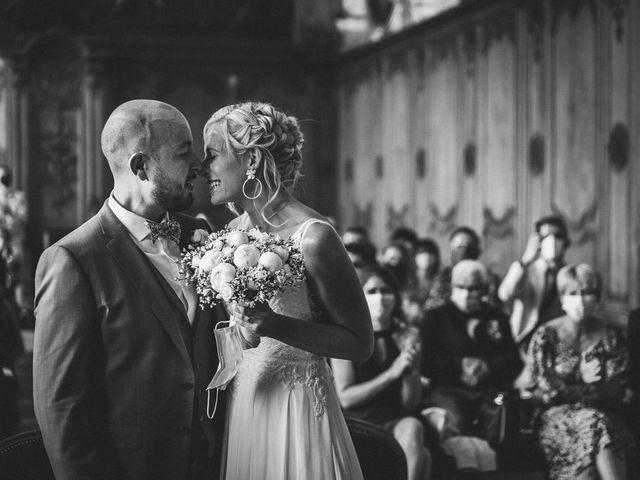 Le mariage de Gaëtan et Marion à Caen, Calvados 35