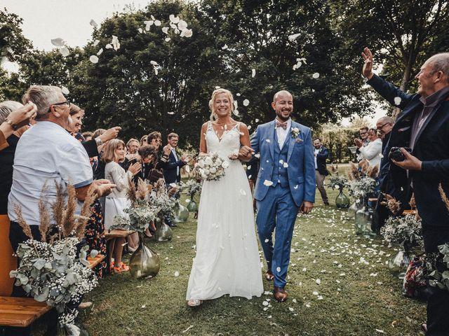 Le mariage de Gaëtan et Marion à Caen, Calvados 1