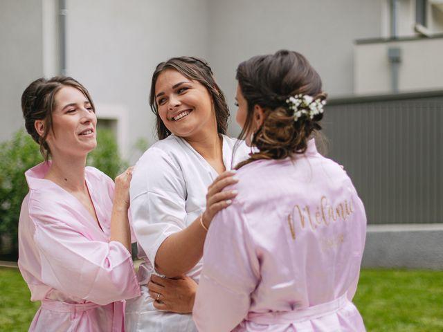 Le mariage de Théo et Julia à Chambéry, Savoie 7