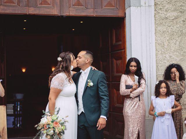 Le mariage de Théo et Julia à Chambéry, Savoie 55