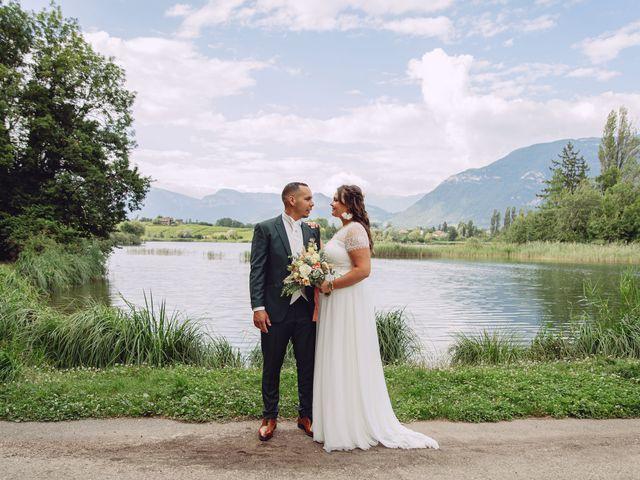 Le mariage de Théo et Julia à Chambéry, Savoie 70