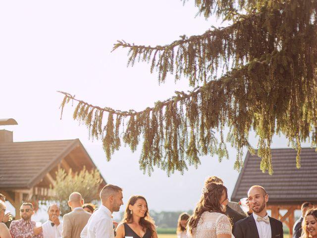 Le mariage de Théo et Julia à Chambéry, Savoie 93