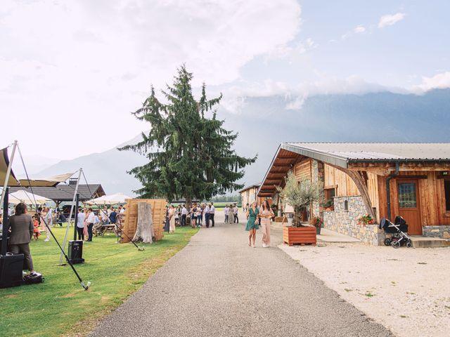 Le mariage de Théo et Julia à Chambéry, Savoie 94