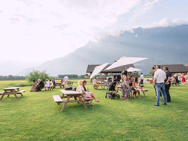 Le mariage de Théo et Julia à Chambéry, Savoie 95
