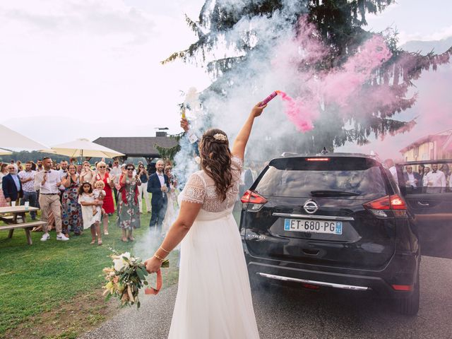 Le mariage de Théo et Julia à Chambéry, Savoie 98