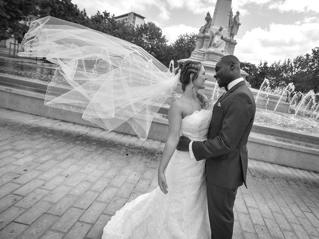 Le mariage de Stéphane et Lorraine à Trouhans, Côte d'Or 8