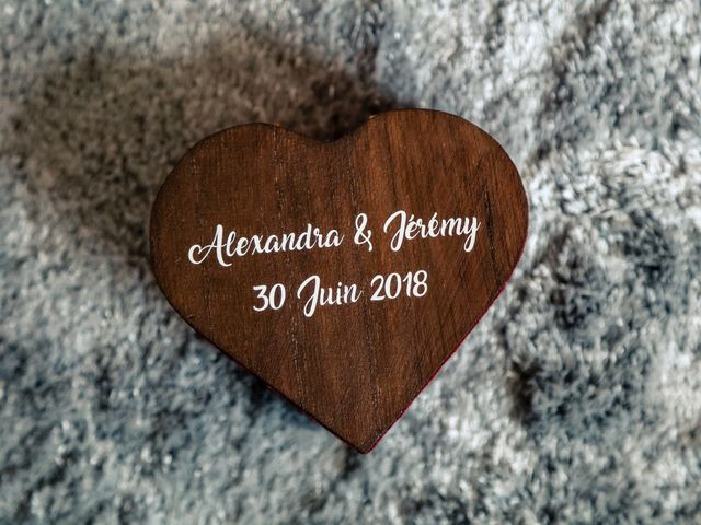 Le mariage de Jérémy et Alexandra à Rosny-sous-Bois, Seine-Saint-Denis 14