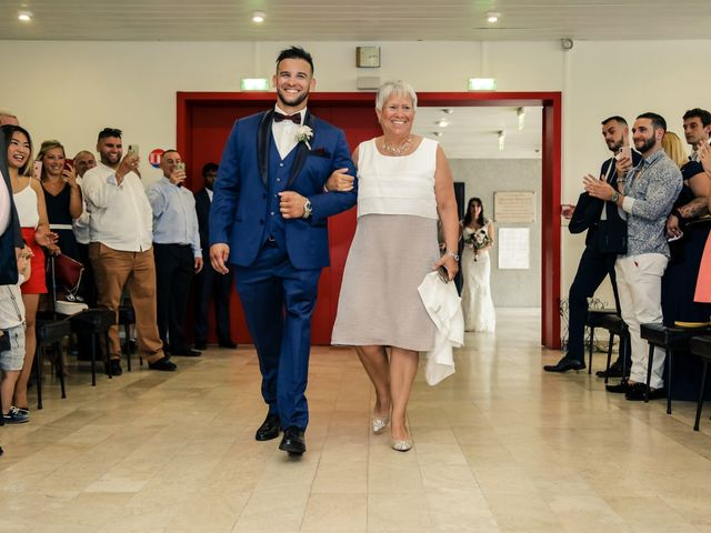 Le mariage de Jérémy et Alexandra à Rosny-sous-Bois, Seine-Saint-Denis 55