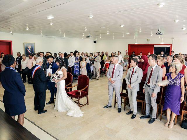 Le mariage de Jérémy et Alexandra à Rosny-sous-Bois, Seine-Saint-Denis 73