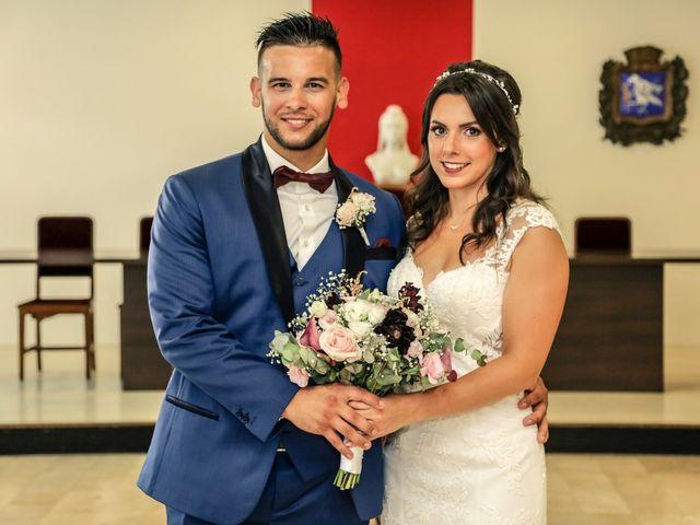 Le mariage de Jérémy et Alexandra à Rosny-sous-Bois, Seine-Saint-Denis 75